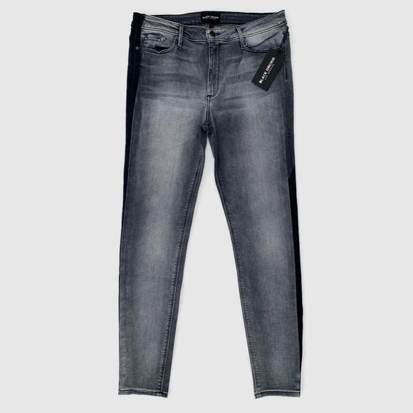 Black Orchid Denim - Black Orchid Jude Super Skinny Jeans Gray 31